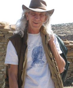 EJ at Chaco